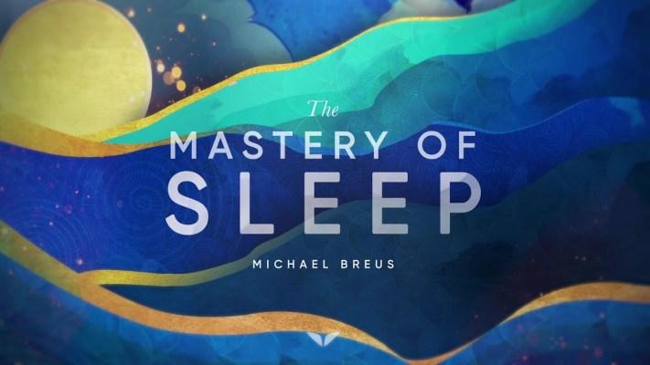 Dr Michael Breus The Mastery of Sleep- 9WSO Download