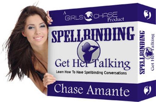 Girls Chase Spellbinding Get Her Talking- 9WSO Download