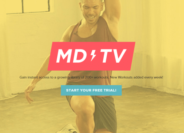 Mike Donavanik HIIT Workout- 9WSO Download