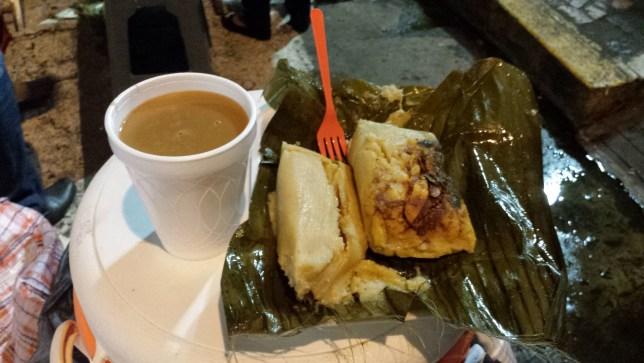 Tamales La Guera Veracruz