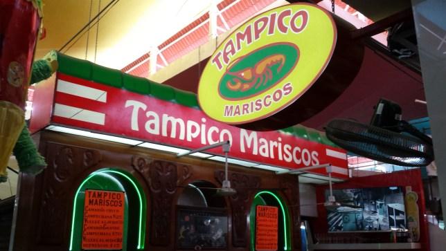 Tampico Mariscos Veracruz