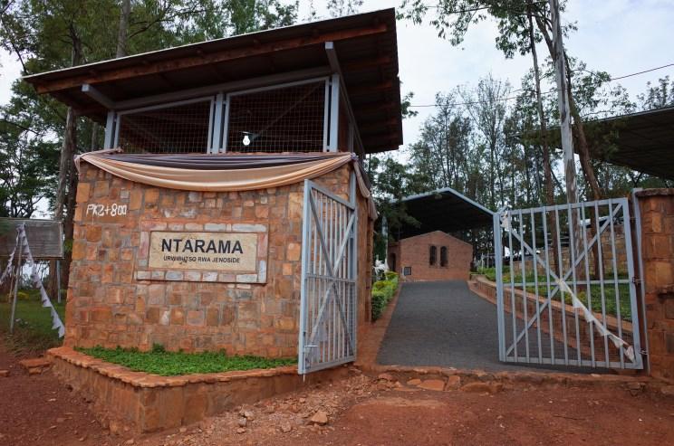 Ntarama Genocide Memorial, Rwanda