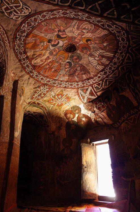 Abuna Yemata Tigray church Ethiopia