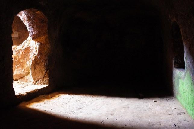 Axum Ethiopia King Bazen Tomb