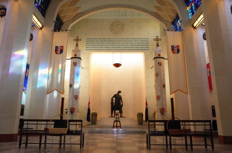 War Memorial Wellington