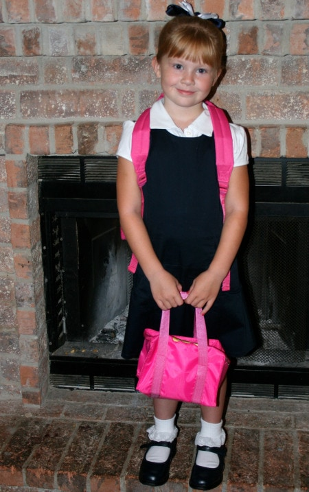 first day of kinder 2
