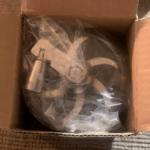 "Herb Grinder, Spice Grinder with Foldable Crank Handle, 4-piece 2.5"" Herb Grinder Zinc Alloy Manual Grinder with Sharp Teeth for Preparing Ingredients, Pollen Scraper, Herbs photo review"
