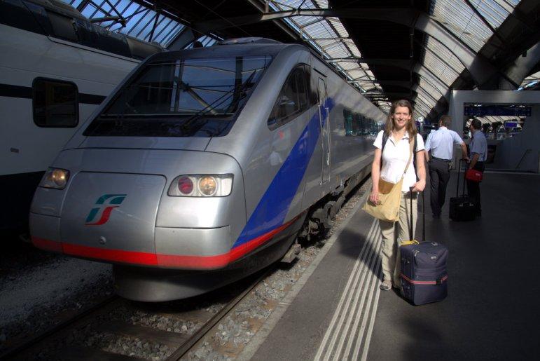 Leaving Zurich