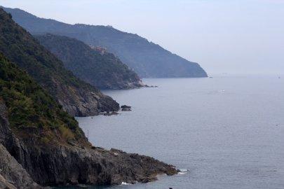 Italy's west coast