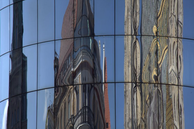 Reflections of Vienna