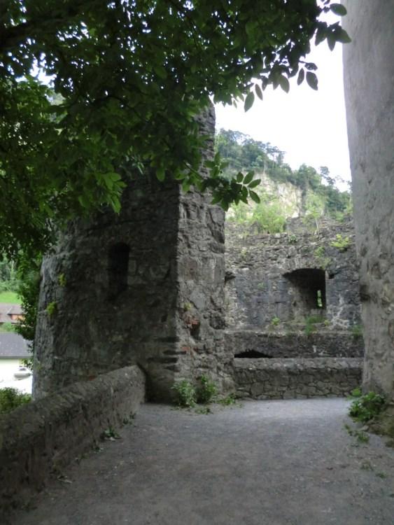 Schattenburg Castle