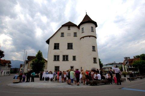 An Austrian wedding