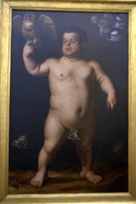 Portrait of Dwarf Morgante