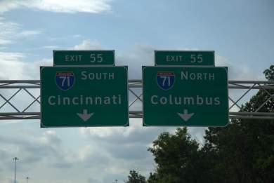 Cincinnati, here we come
