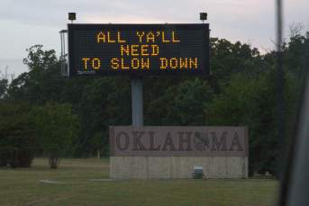 Welcome to Oklahoma