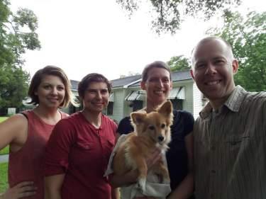 Kayla, Ricki, J.T., Andrea & Kirk.