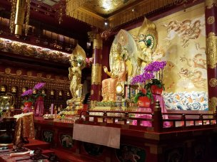 Buddah Tooth Relic Temple