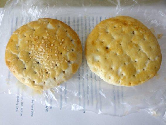 Husband & wife cookies