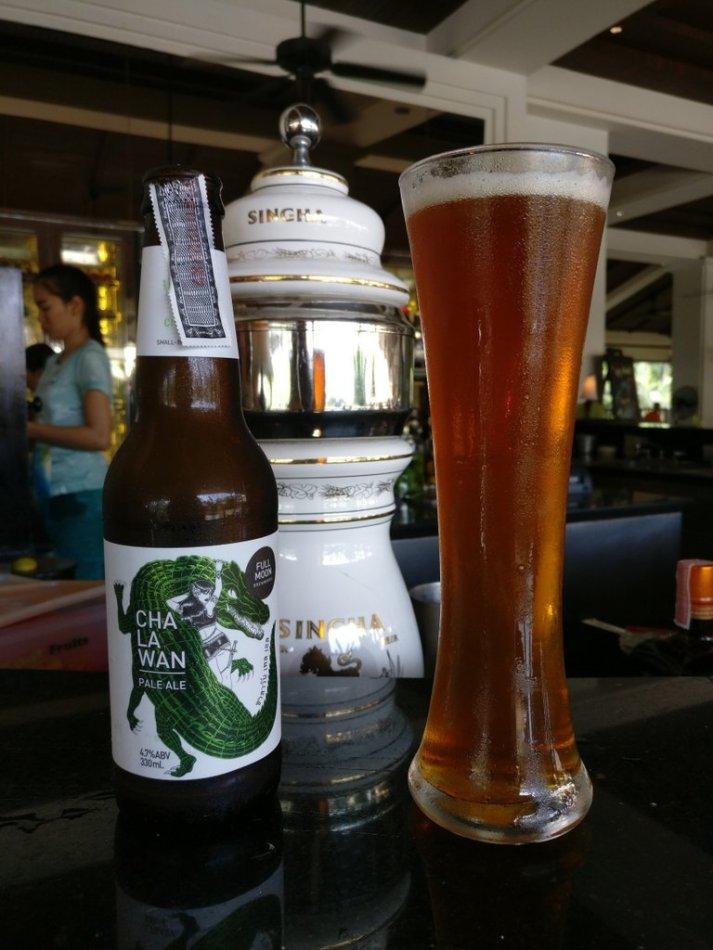 Cha La Wan Pale Ale