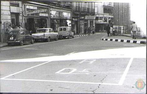 Estado anterior a la intervención. Foto del Archivo Municipal.