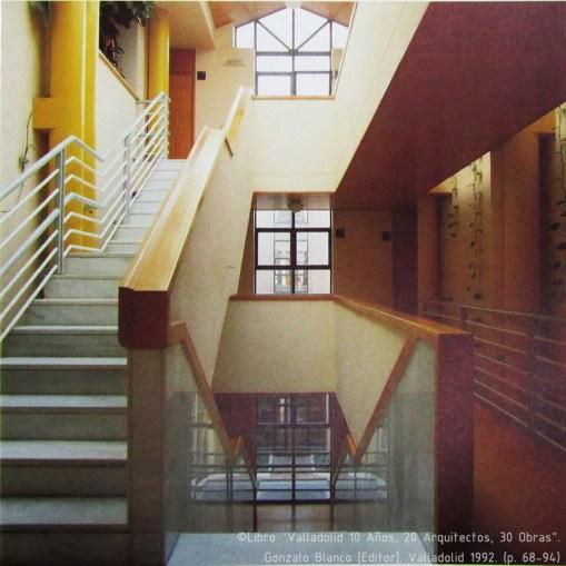 aVA - Valladolid 10 años 20 arquitectos... - Viviendas Calle Gavilla - Foto interior