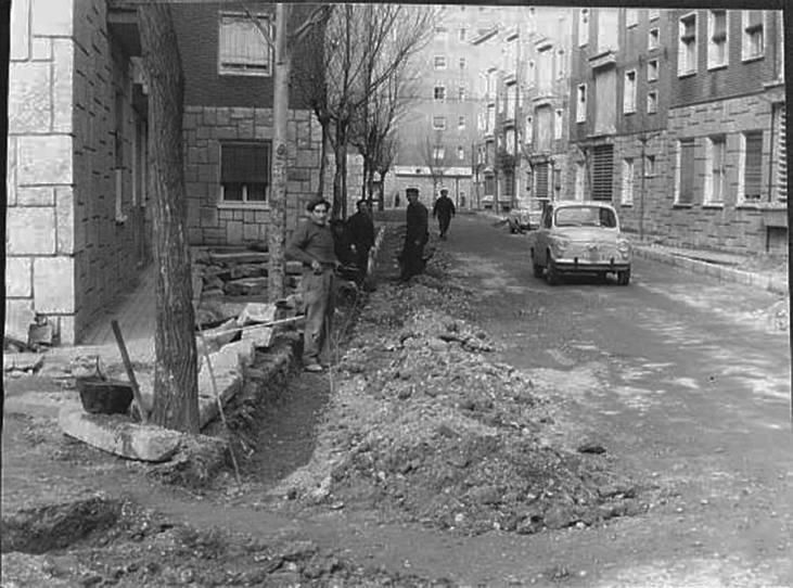 Calle granados - Archivo municipal