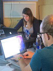 PODCASTING 103: Broadcasting to Listeners @ ME...
