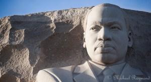 Martin Luther King, Jr. © Michael Raymond 2017