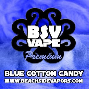 blue cotton candy e liquid