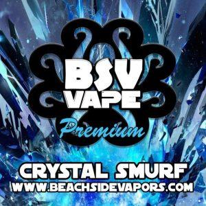 crystal smurf e liquid