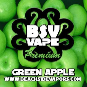 green apple vape juice