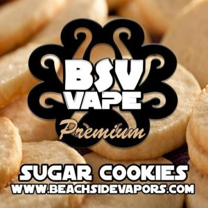sugar cookies vape e liquid