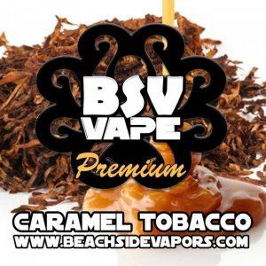 Caramel Tobacco E Liquid