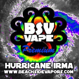 Hurricane Irma E Liquid