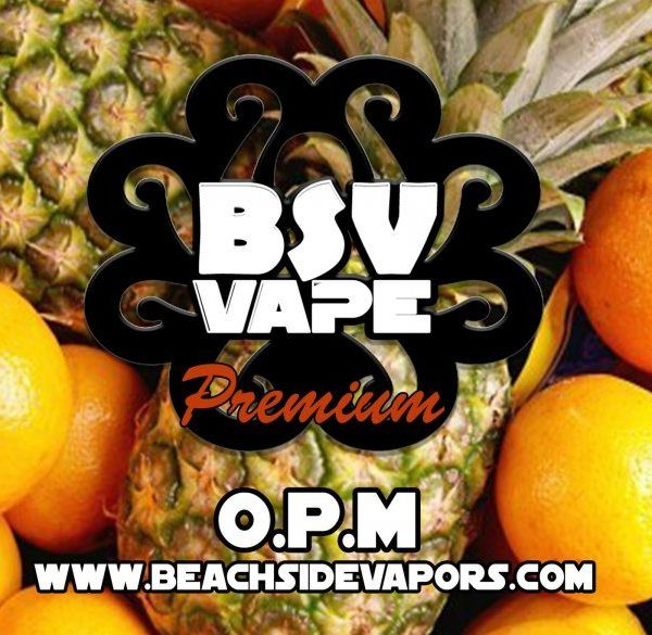 OPM – Orange Pineapple Mango