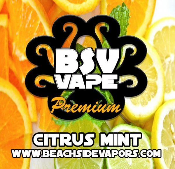 citrus mint e liquid