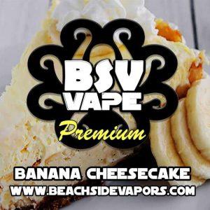 banana cheesecake e liquid