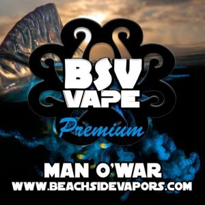 man o'war e liquid