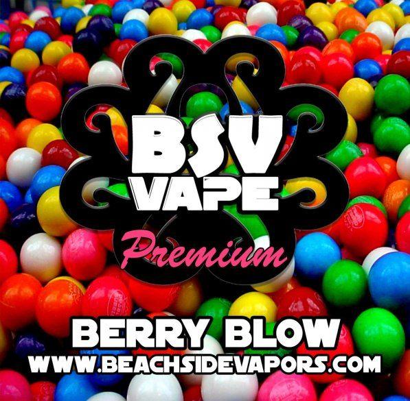 Berry Blow E Liquid