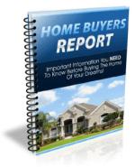 Home Buyers Report