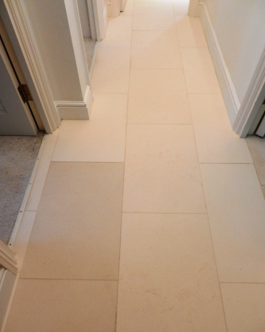 Antalya Limestone After Cleaning