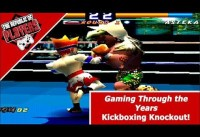 Kickboxing Knockout – Gaming Through the Years! (PS1)