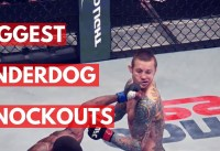 Biggest Underdog Knockouts in UFC History   TOP 5
