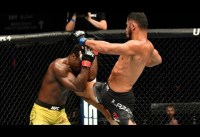 Best UFC Flying Knee Knockouts Of 2020