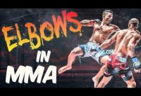 Elbows in MMA  | Top Fights