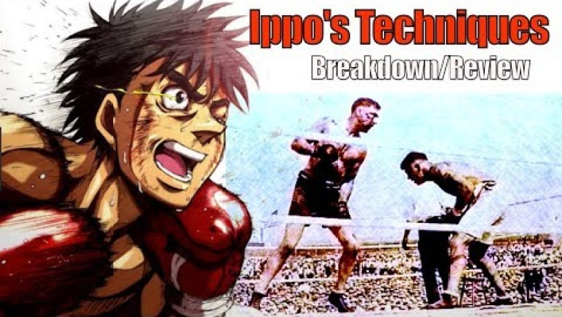 Boxing Knockouts Ippo
