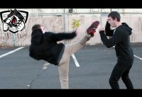 This is Why You Should NOT Kick in a Street Fight!