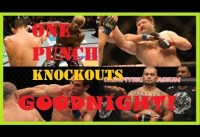 UFC ONE PUNCH KNOCKOUTS 2018