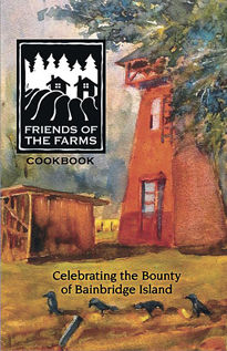 The historic wooden water tower is the landmark for this annual farmland event.