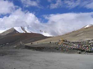 There will be a talk about Ladakh, India